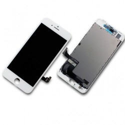 iPhone 8 LCD Display OEM Qualität Weiss / White Online Shop - 1