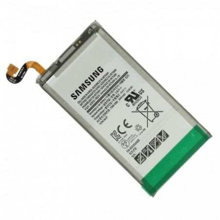 Samsung Galaxy S8+ SM-G955F Akku Li-Ion EB-BG955ABE 3500mAh GH43-04726A