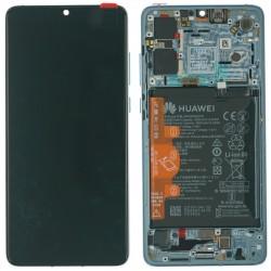 Huawei P30 Display LCD Modul + Rahmen, Breating Crystal Online Shop - 1