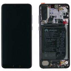 Huawei P20 Pro Display LCD Modul + Rahmen, twilight Online Shop - 1