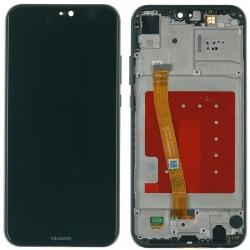 Huawei P20 Lite Display LCD Touchscreen + Rahmen, schwarz Online Shop - 1