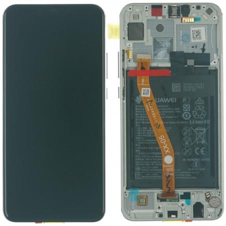 Huawei P Smart+ Display LCD Touch + Rahmen
