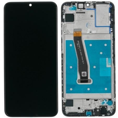 Huawei P smart 2019 Display LCD Touchscreen + Rahmen schwarz