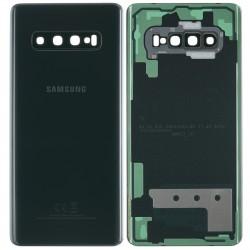 Samsung Galaxy S10 Plus SM-G975F Back Cover Akkudeckel, schwarz Online Shop - 1