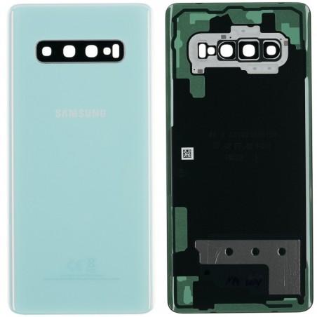 Samsung Galaxy S10+ SM-G975F Back Cover Akkudeckel, weiß