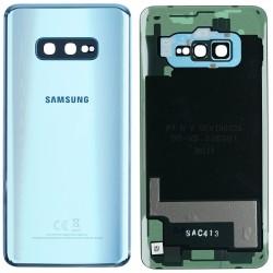 Samsung Galaxy S10e SM-G970F Back Cover Akkudeckel, blau Online Shop - 1