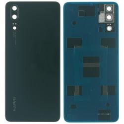 Huawei P20 Backcover Gehäuse Kamera, Linse Schwarz Online Shop - 1