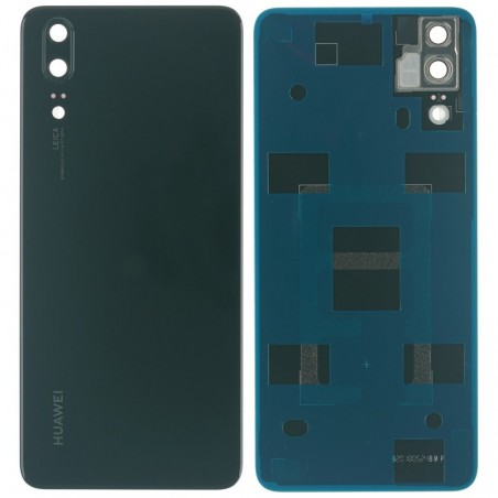 Huawei P20 Backcover Gehäuse Kamera, Linse Schwarz