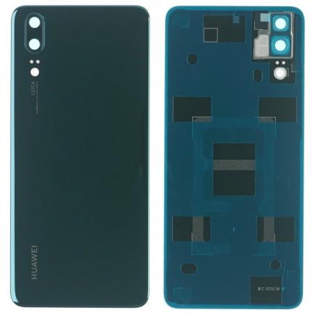 Huawei P20 Backcover Gehäuse Kamera, Linse Blau