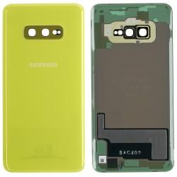 Samsung Galaxy S10e SM-G970F Back Cover Akkudeckel, gelb Online Shop - 1