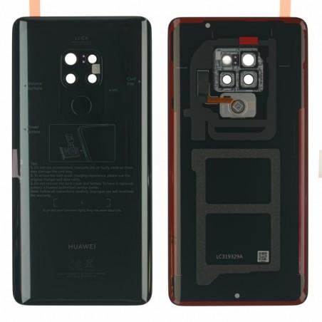 Huawei Mate 20 Backcover Gehäuse, schwarz