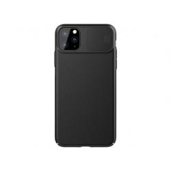 IPhone 11 Pro - Nillkin Camshield Case, Schwarz