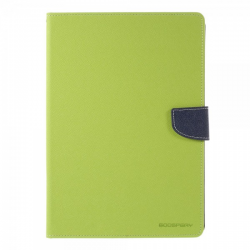 IPad 9.7 - Goospery Fancy Diary Case, Grün