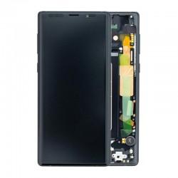 SAMSUNG GALAXY NOTE9 OBERSCHALE & LCD DISPLAY Schwarz Online Shop - 1