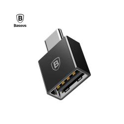 Baseus - Exquisite USB Male To Type-C Female Adapter Converter