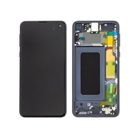 SAMSUNG GALAXY S10E OBERSCHALE & LCD DISPLAY SCHWARZ