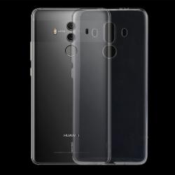 Huawei Mate 10 Pro 0.75mm Ultra-thin Transparent TPU Protective Case (Transparent)