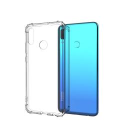 Shockproof Transparent TPU Soft Case for Huawei P Smart (2019)