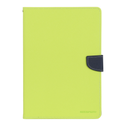 IPad 10.2 - Goospery Fancy Diary Case, Grün
