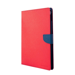 IPad Pro 9.7 - Goospery Fancy Diary Case, Rot