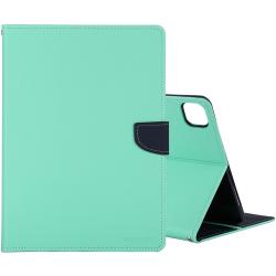 IPad 12.9 (2020) - Goospery Fancy Diary Case, Mint