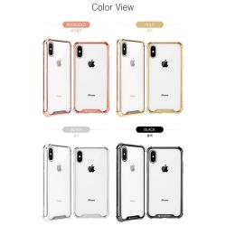 Iphone 7/ 8/ SE(2020) - Mercury Wonder Protect Case, Schwarz