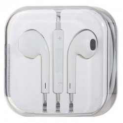 IN-EAR HEADSET - IPHONE, IPAD, IPOD 3.5mm ANSCHLUSS Online Shop - 1