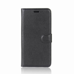 For Huawei Mate 10 Pro / Mate 10 Porsche Design Litchi Texture Horizontal Flip Leather Case (Black)
