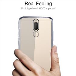 0.75mm Transparent TPU Case for Huawei Maimang 6 / Mate 10 Lite