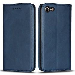 Handytasche / Etui für iPhone 7/8/SE 2 - Blau Online Shop - 1
