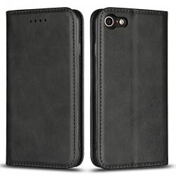 Handytasche / Etui für iPhone 7/8/SE 2 - Schwarz Online Shop - 1