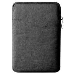 For iPad Pro 11 inch (2018) Shockproof and Drop-resistant Tablet Storage Bag(Dark Grey)