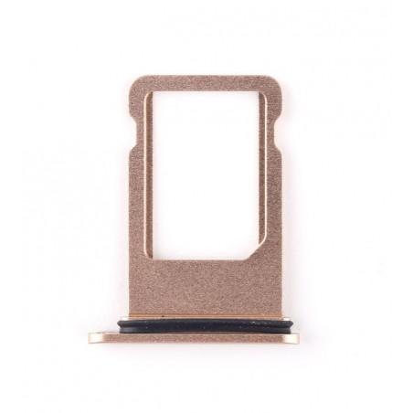 iPhone 8 Simkartenhalter gold