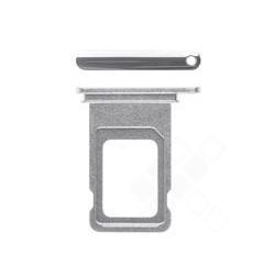 SIM Tray für Apple iPhone Xs - silver Online Shop - 1