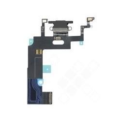 Charging Port + Flex für Apple iPhone XR - black Online Shop - 1