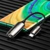 BASEUS 2 In 1-Typ-C-Stecker Auf Typ C Und 3,5 Mm Adapter L60 (Zink-Legierung + Beleuchtung) - Online Shop - 14