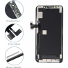 "iPhone 11 Pro/Bildschirm Glas Touchscreen 5,8"" ersatzdisplay Schwarz"