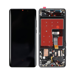 Huawei P40 Lite LCD-Display Schwarz