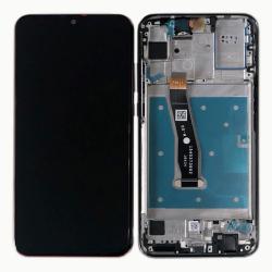 Huawei P Smart (2019) LCD-Display mit Rahmen, Midnight Black, Touchscreen-Ersatz