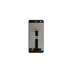 Nokia 2 LCD-Display, Schwarz, Touchscreen-Ersatz