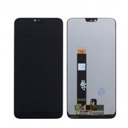 Nokia 7 LCD-Display, Schwarz, Touchscreen-Ersatz