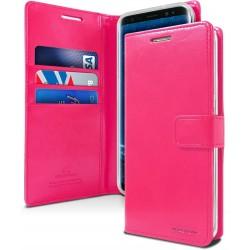 GALAXY A50/A50S/A30S - Mercury Goospery BlueMoon Hülle / Etui / Taschen - Pink