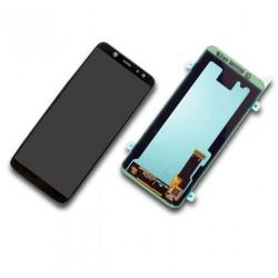 Samsung Galaxy A6 (2018) SM-A600F Display LCD + Touchscreen Ersatzdisplay schwarz/black Online Shop - 1