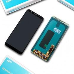 Samsung Galaxy A6 Plus (2018) SM-A605F Display LCD + Touchscreen Ersatzdisplay schwarz/black Online Shop - 1