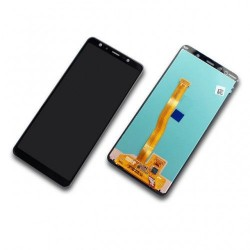 Samsung Galaxy A7 (2018) SM-A750 Display LCD + Touchscreen Ersatzdisplay schwarz/black Online Shop - 1