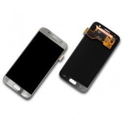 SAMSUNG GALAXY S7 SM-G930F ORIGINAL SILBER ERSATZDISPLAY, LCD, DISPLAY, ERSATZTEILE Online Shop - 1