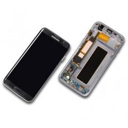 Samsung Galaxy S7 Edge SM-G935F Display LCD + Touchscreen Ersatzdisplay schwarz/black Online Shop - 1