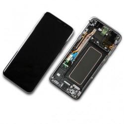 Samsung Galaxy S8 Plus SM-G955F Display LCD + Touchscreen Ersatzdisplay Schwarz/Black Online Shop - 1