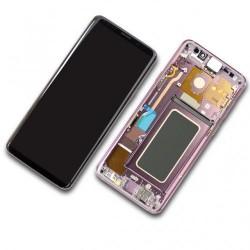 Samsung Galaxy S9 Plus SM-G965F Display LCD + Touchscreen Ersatzdisplay Violett/Purple Online Shop - 1