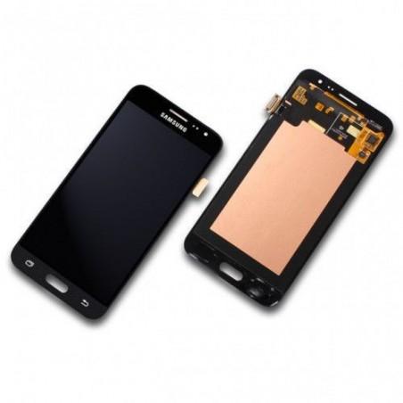 Samsung Galaxy J3 (2016) SM-J320F Display LCD + Touchscreen Ersatzdisplay Black/Schwarz